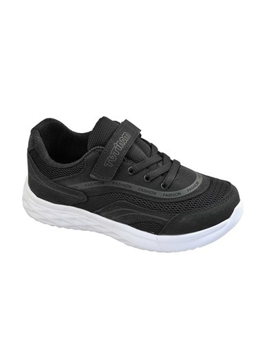 Kaptan Junior Spor Ayakkabı Siyah
